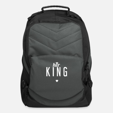 Herring her King - Computer Backpack