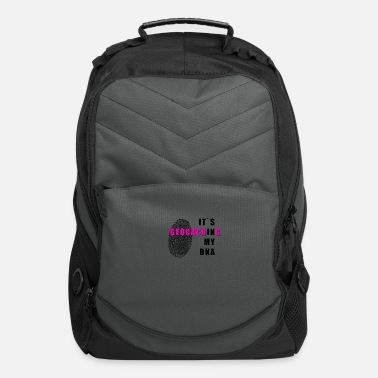 Geocaching Geocaching - Geocacher - Computer Backpack
