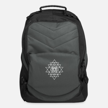 Geometry Geometry triangle - Computer Backpack