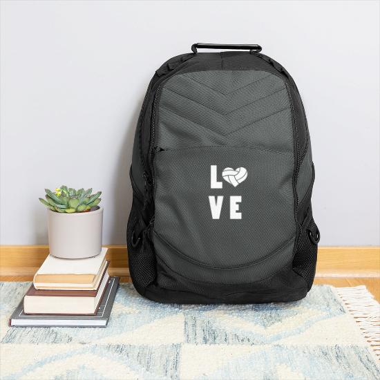 Volleyball Team Players Coach Sports Gift Ideas Computer Backpack Spreadshirt