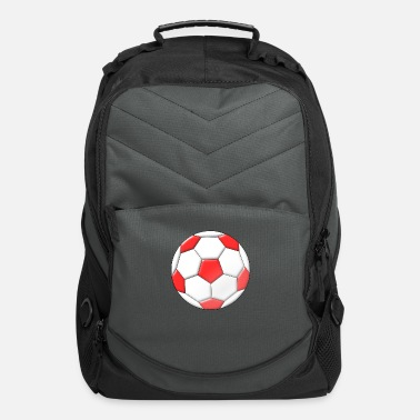 Inflated Oval Football - Computer Backpack