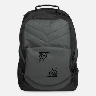 Web Spider web - Computer Backpack
