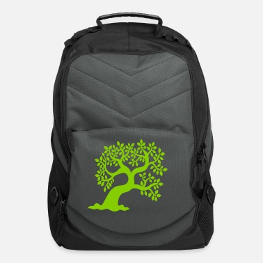 Planet tree 01 - Computer Backpack