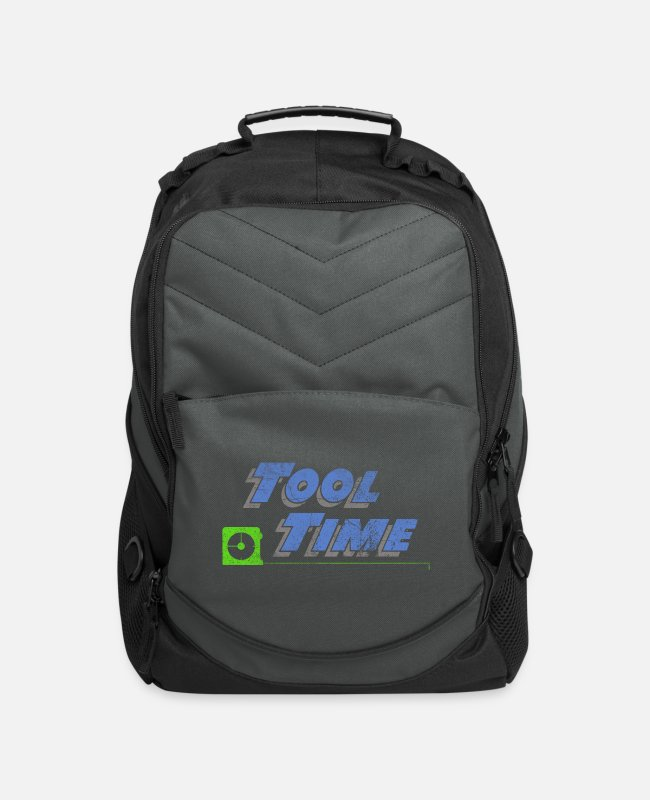 Hobbyists Bags & Backpacks - Tool Time - Computer Backpack charcoal