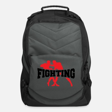 Fight FIGHTING - Computer Backpack