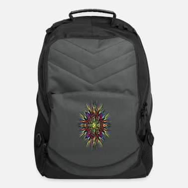Coloring colorful - Computer Backpack