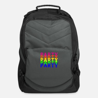 Party Time Party time - Computer Backpack