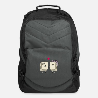 ctrl + z - Computer Backpack