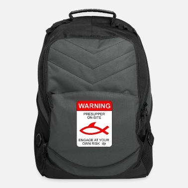 Site Presupp on site - Computer Backpack