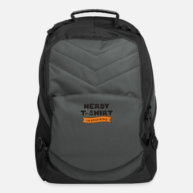 Nerdy nerdy - Computer Backpack