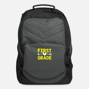 Grade FIRST GRADE - Computer Backpack
