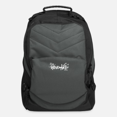November November - Computer Backpack