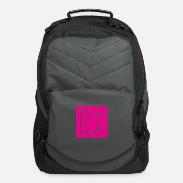 For Him Dada Square - Gift for Him - Computer Backpack