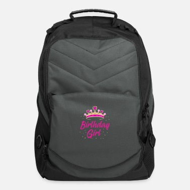 Birthday Birthday Girl Gift Idea Birthday Party - Computer Backpack