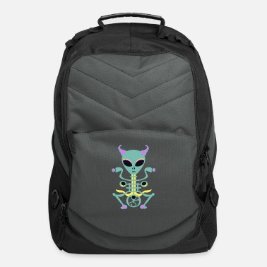 Ancient Alien x - Computer Backpack