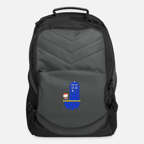Dark Bags & Backpacks - HUNTER S DREAM INSIGHT - Computer Backpack charcoal
