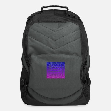 Typographic Typographic jinkies - Computer Backpack