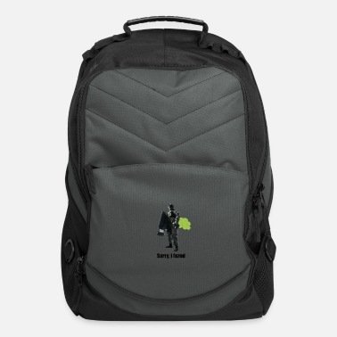 Fuze sorry i fuzed - Computer Backpack