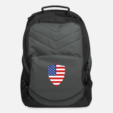 Usa USA Shield 2 - Computer Backpack