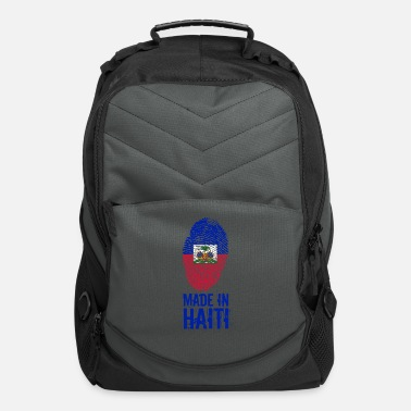Made In Haiti Made In Haiti / Ayiti / Haïti - Computer Backpack