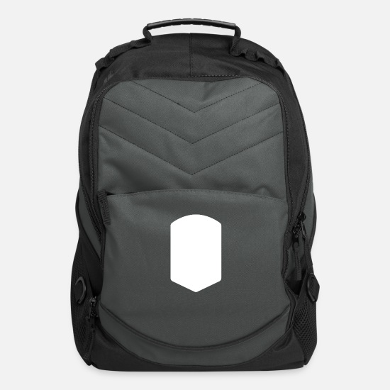 Movie Bags & Backpacks - Bigfoot Army - Computer Backpack charcoal
