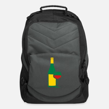 wine - Computer Backpack