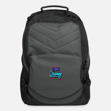 Solehouette NEVER STOP DREAMING - Computer Backpack