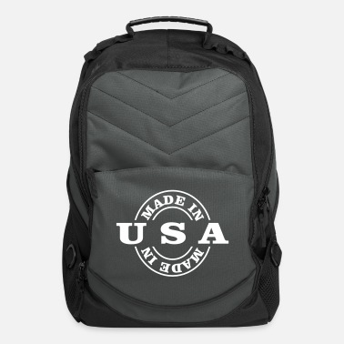 Usa Made In USA - Computer Backpack