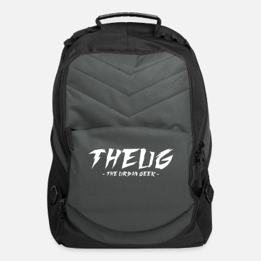 Video THEUG - THE URBAN GEEK 4 - Computer Backpack