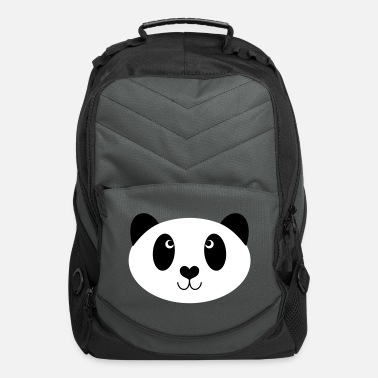 China Cute Panda - Computer Backpack