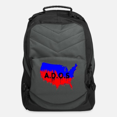 Ados Official USA ADOS Design/Reparations/400 Years - Computer Backpack