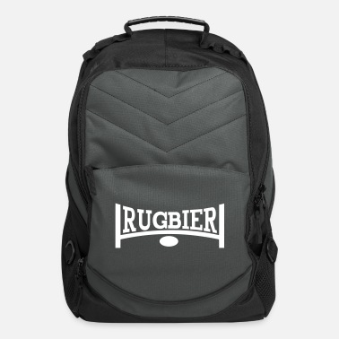 Rugby Rugbier - Computer Backpack