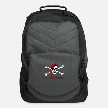 South Padre Island Texas south padre pirate - Computer Backpack