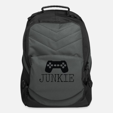 Junkie Junkie Gamer - Computer Backpack