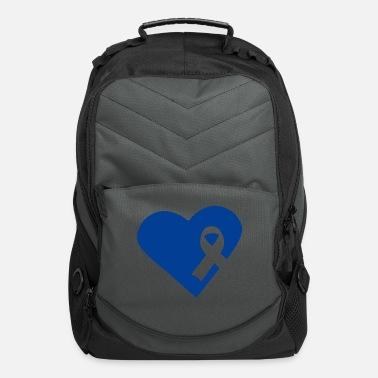Colon Cancer Colon Cancer Awareness - Computer Backpack