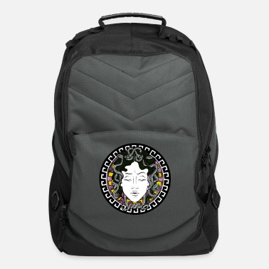 Mythology Medusa - Computer Backpack