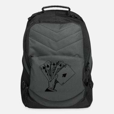 Flush Royal flush - Computer Backpack