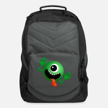 Bloody Funny Monster - Computer Backpack