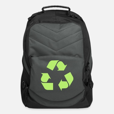 Forest Recycling - Computer Backpack