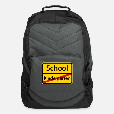 First School Kindergarten - Computer Backpack