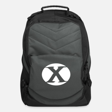 Super Superhero, Hero, Actionhero, X - Computer Backpack