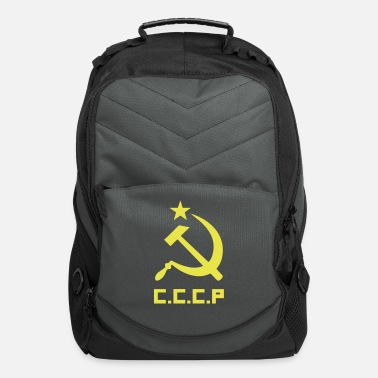 Party CCCP Communist Flag - Computer Backpack