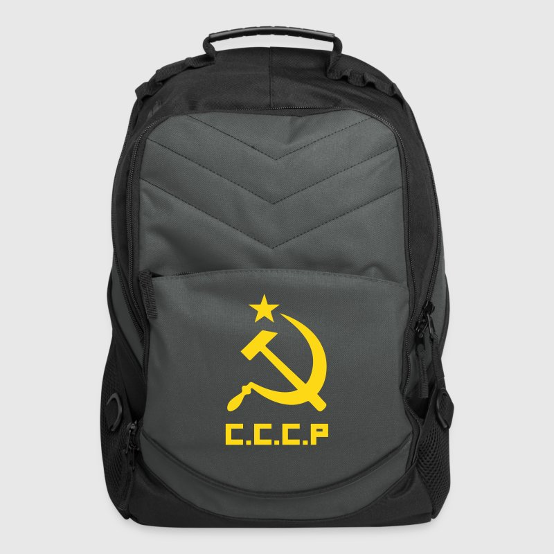 CCCP Communist Flag - Computer Backpack