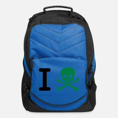 Heart I hate - Computer Backpack