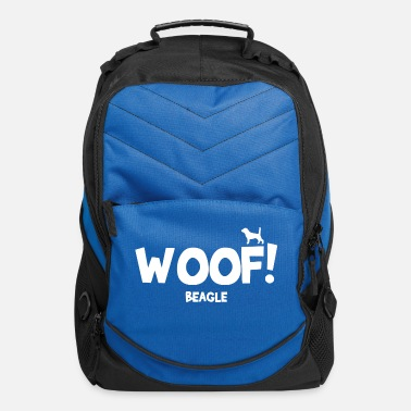 Woof woof 2 - Computer Backpack