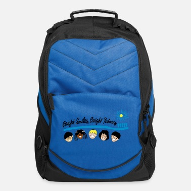 Bright Bright Smiles Bright Futures - Computer Backpack