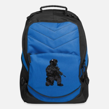 Special Forces Israeli Commando Special Force Gaming Gift Ideas - Computer Backpack