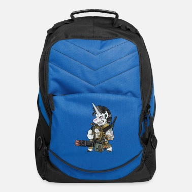 Rpg Soldier Army Military Unicorn Operator Gift Ideas - Computer Backpack