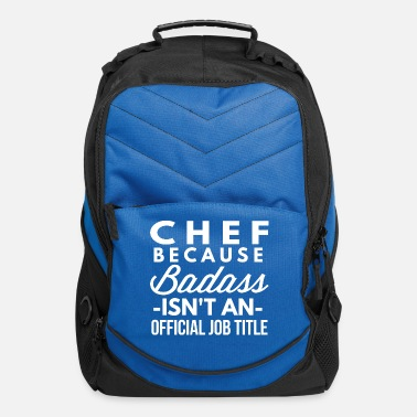 Chefs Chef - Computer Backpack