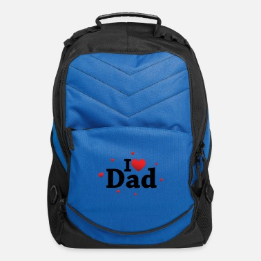 I Love Dad I love dad - Computer Backpack